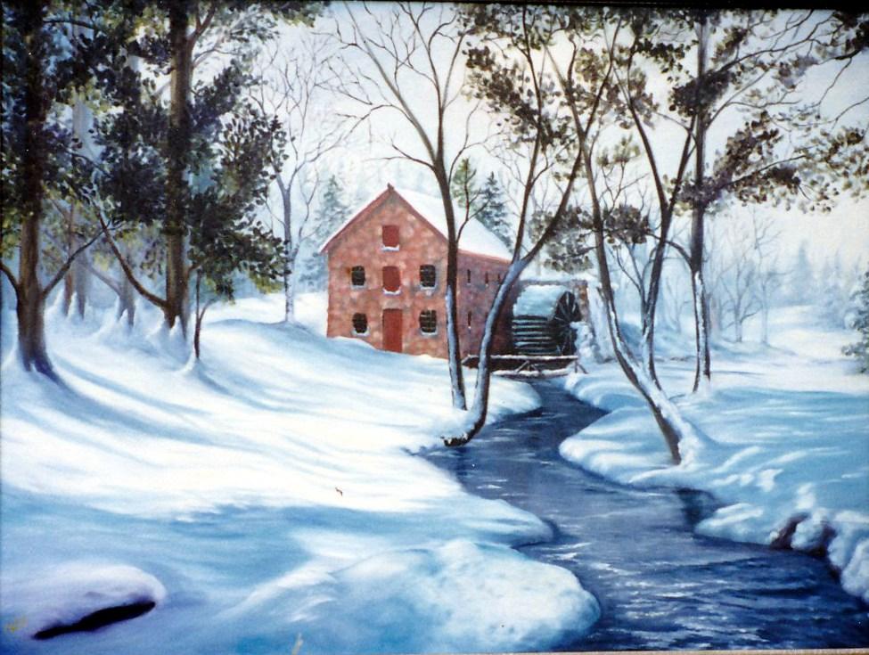 Misc Oil Paintings by Nancy Lee